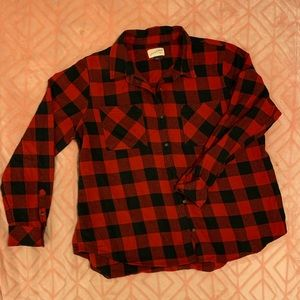 Buy This flannel Get that Flannel free